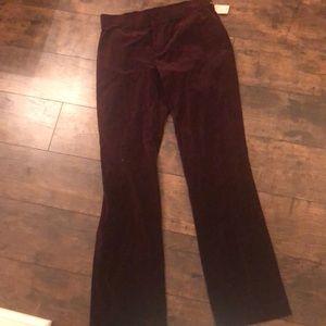 Ralph Lauren Velvet Pants